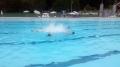 Preverjanje znanja plavanja